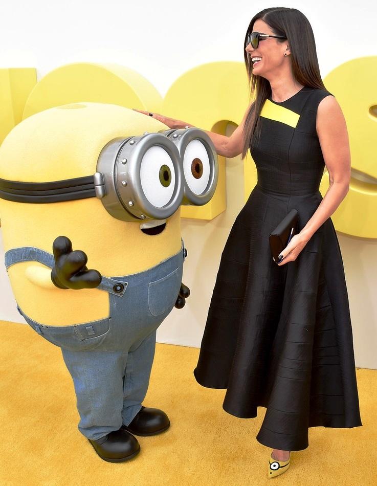 Sandra Bullock in DnG