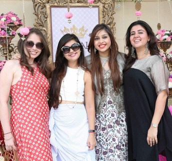 Neha Bindal, Udyanka Agarwal, Niyati Bhandare and Neha Gupta