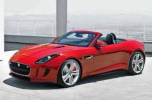 jaguar f type 3