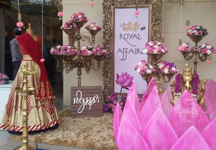 Royal Affair 2015 held at The Grand, New Delhi