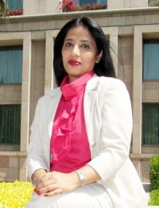 Archana Gupta, Spa Manager at Spa Oasis, The Grand New Delhi