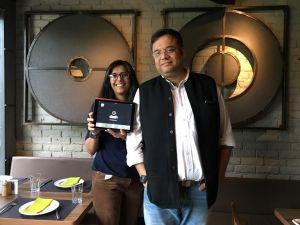 Monica Narula and-Gunjan Mehrish, co-founders, DASH