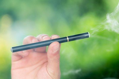 Pictured: Electronic Cigarette
