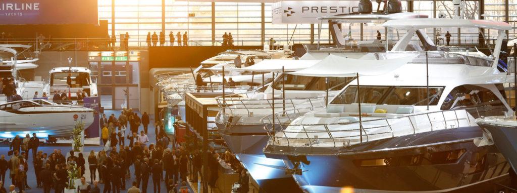 Salon nautique Düsseldorf 2022