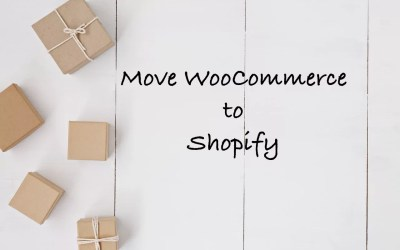 Move WooCommerce to Shopify