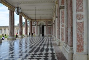 The Grand Trianon, Versailles, France