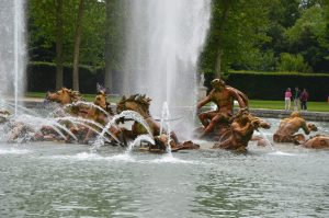 The Apollo Fountain, Versailles