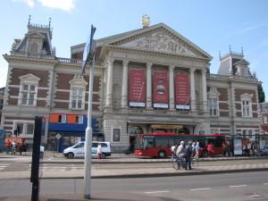 Royal Concertgebouw, Amsterdam, Netherlands