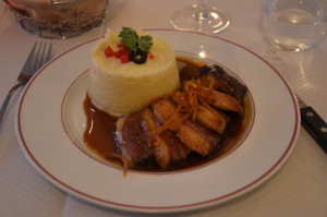 Duck a l'Orange, Paris, France