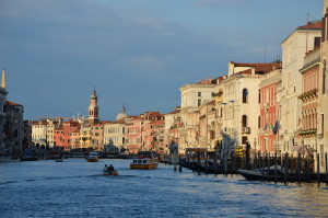 The Grand Canal, Early Evening