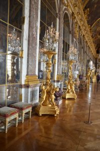 Hall of Mirrors, Palace of Versailles, France