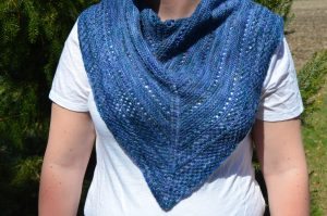 """Pretty Basic"" made from Grafton by Townhouse Yarns"