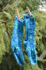 Hedgehog Fibers Socks