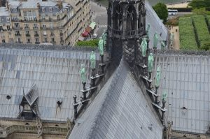 The Twelve Apostles, Notre Dame Cathedral, Paris