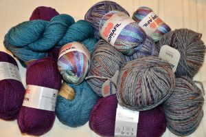 Yarn from Paris!