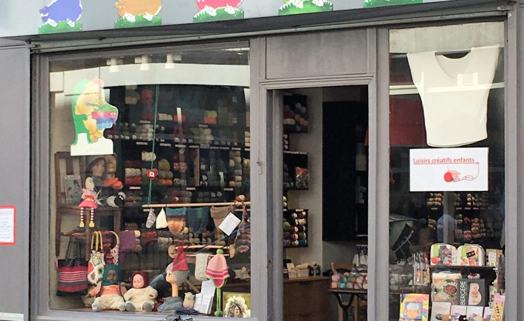 Paris Yarn Shops Update Plus Fabric Shop Info Ms Mae