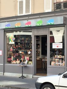 fil'Odette, Paris, France