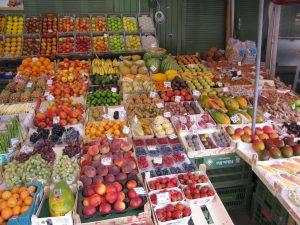Produce, Victualienmarkt
