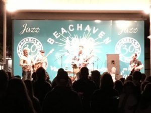 Beachaven Winery's Jazz on the Lawn, Clarksville, Tennessee