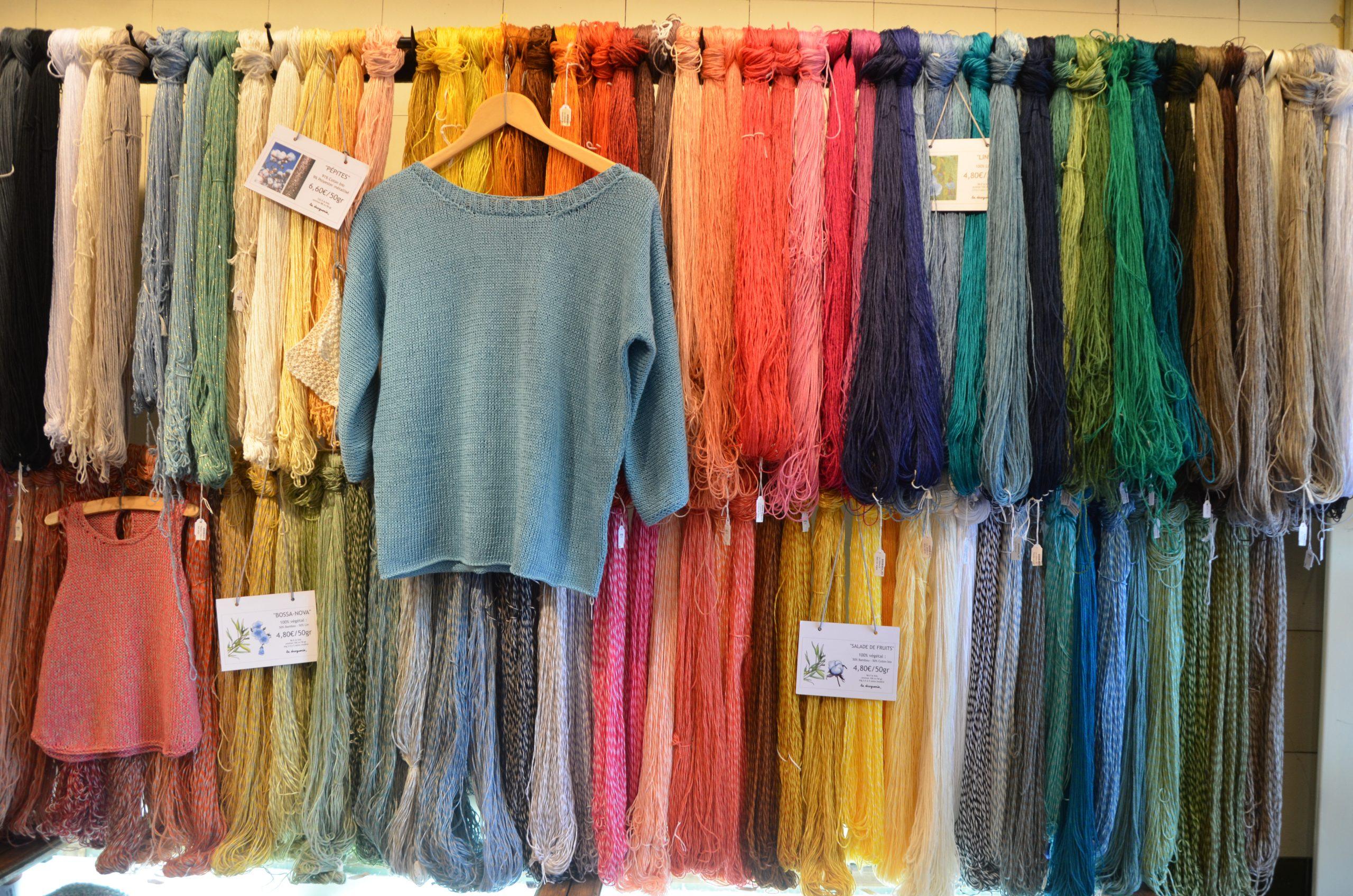 best website 6161c 32a05 Yarn Shops in France - Nice, Grenoble, Colmar, Strasbourg ...