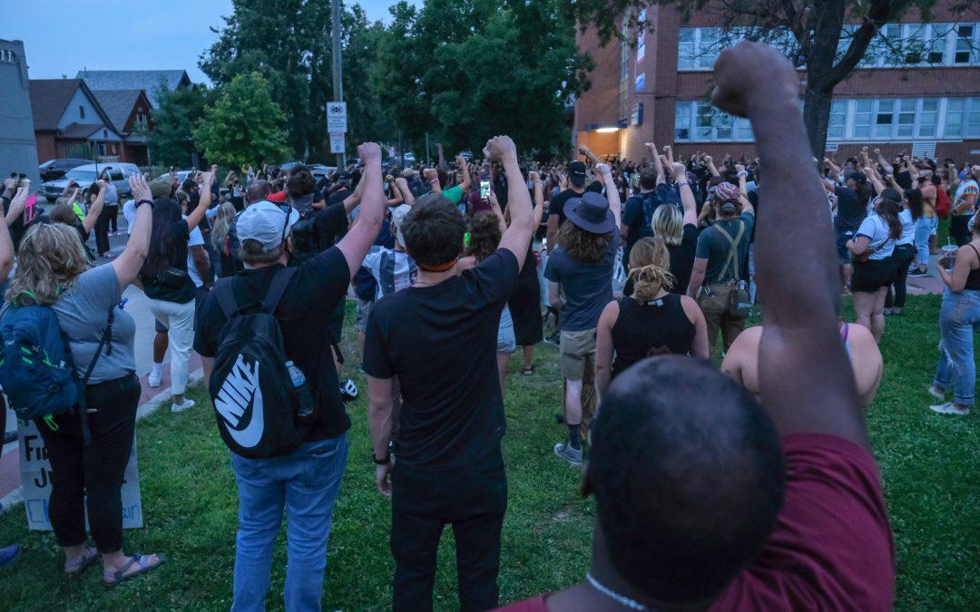McClain activists question sincerity of progress made