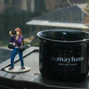 ms. mayhem mug