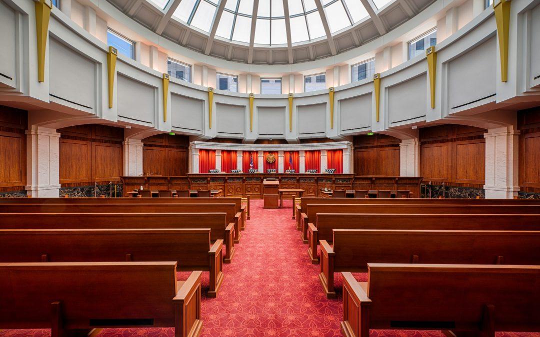 Voter guide 2020: Judges
