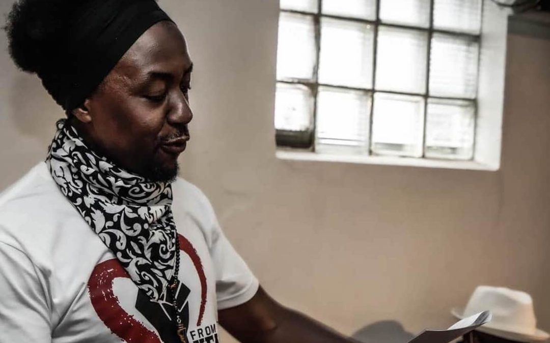 From the streets of violence to the streets of healing: Halim Ali generates hope for his community