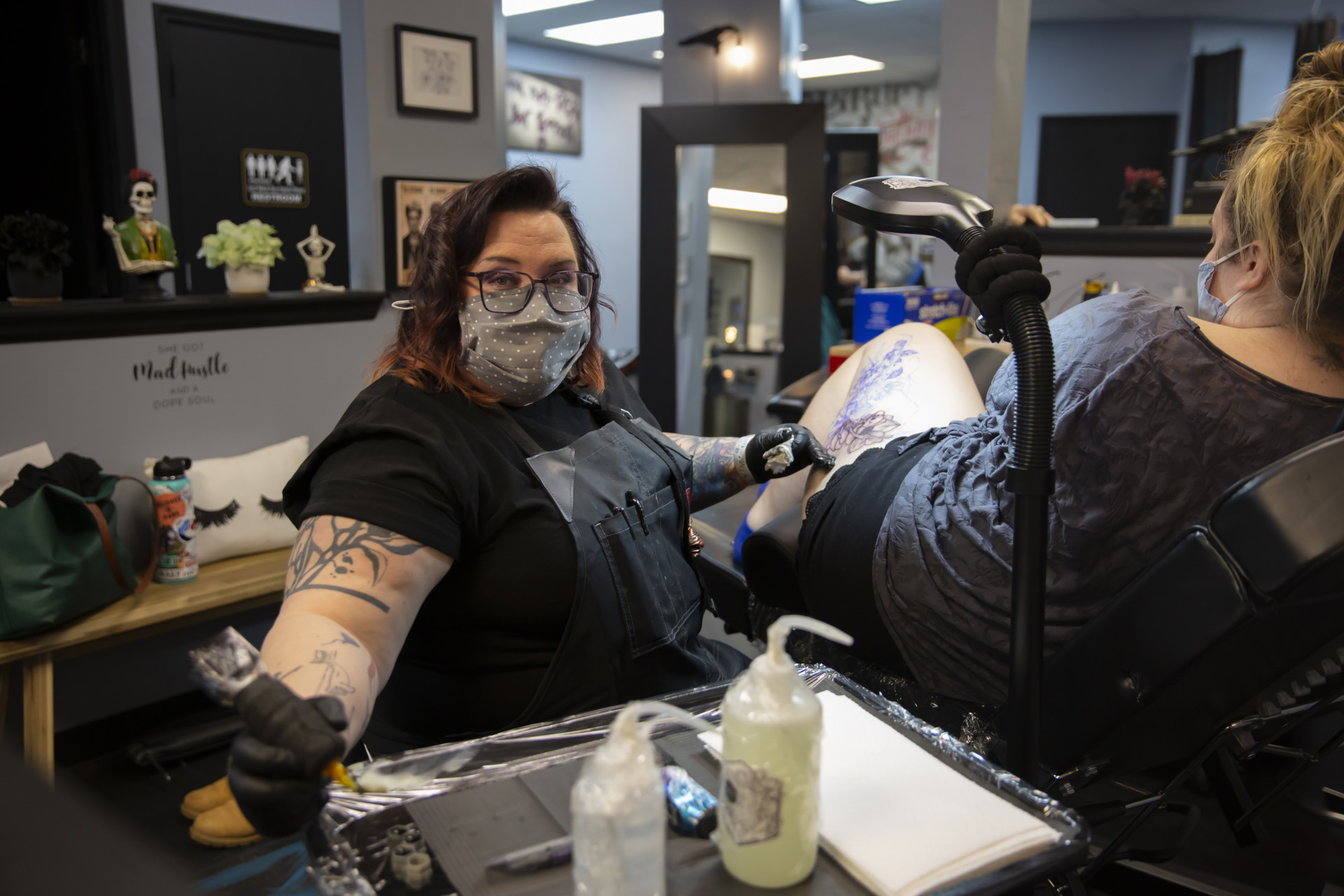 Coloradans find love, healing and acceptance inside Lakewood tattoo shop