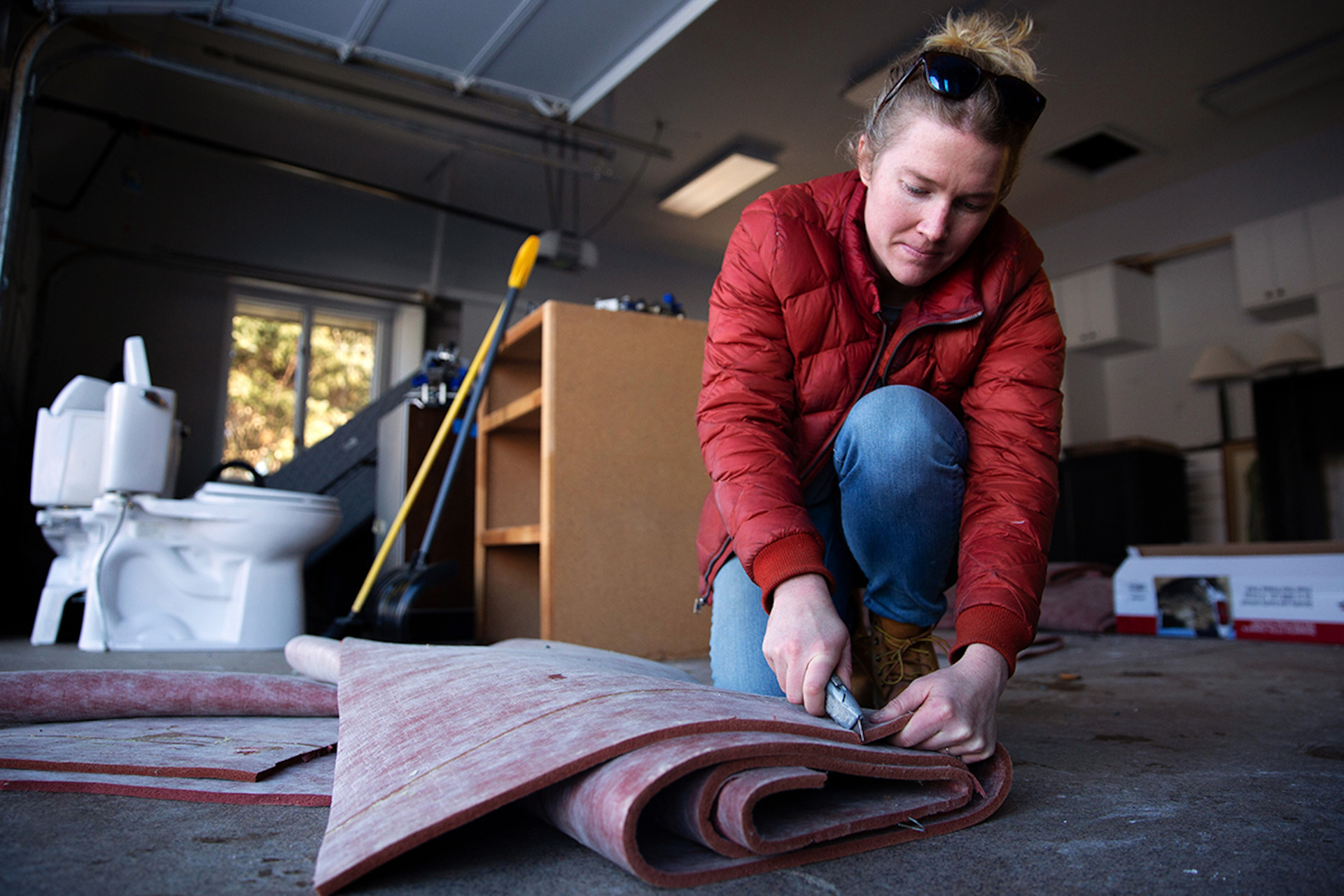 Anna Perks and her mission to reinvent the construction industry