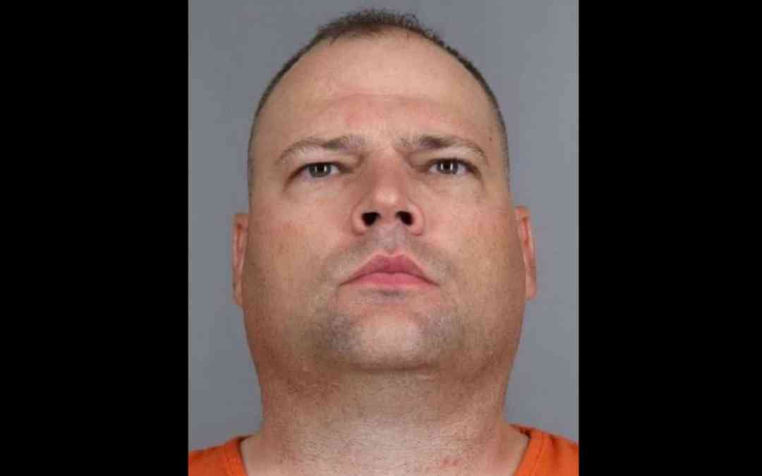 Aurora Police Officer Haubert resigns after facing felony charges for violent arrest