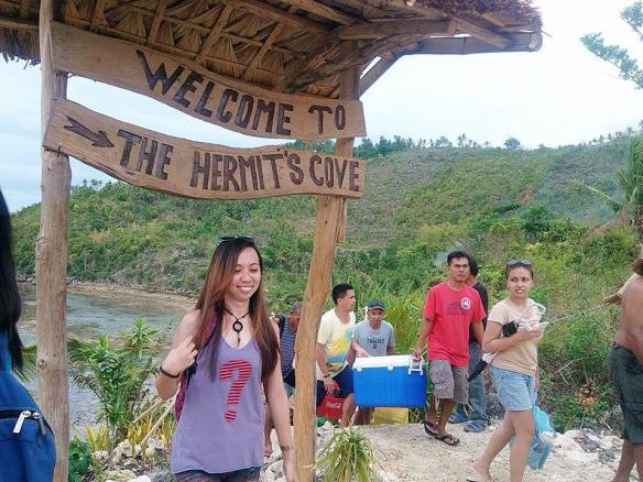 Welcome to the Hermit's Cove.