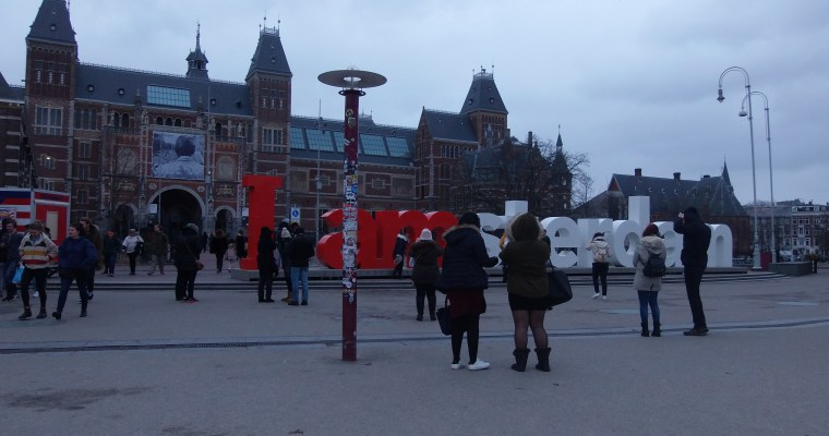 Amsterdam on a budget: Holland Pass, cheap train rides and foods..