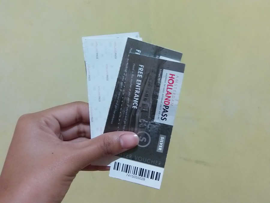 Holland Pass tickets for Amsterdam tour