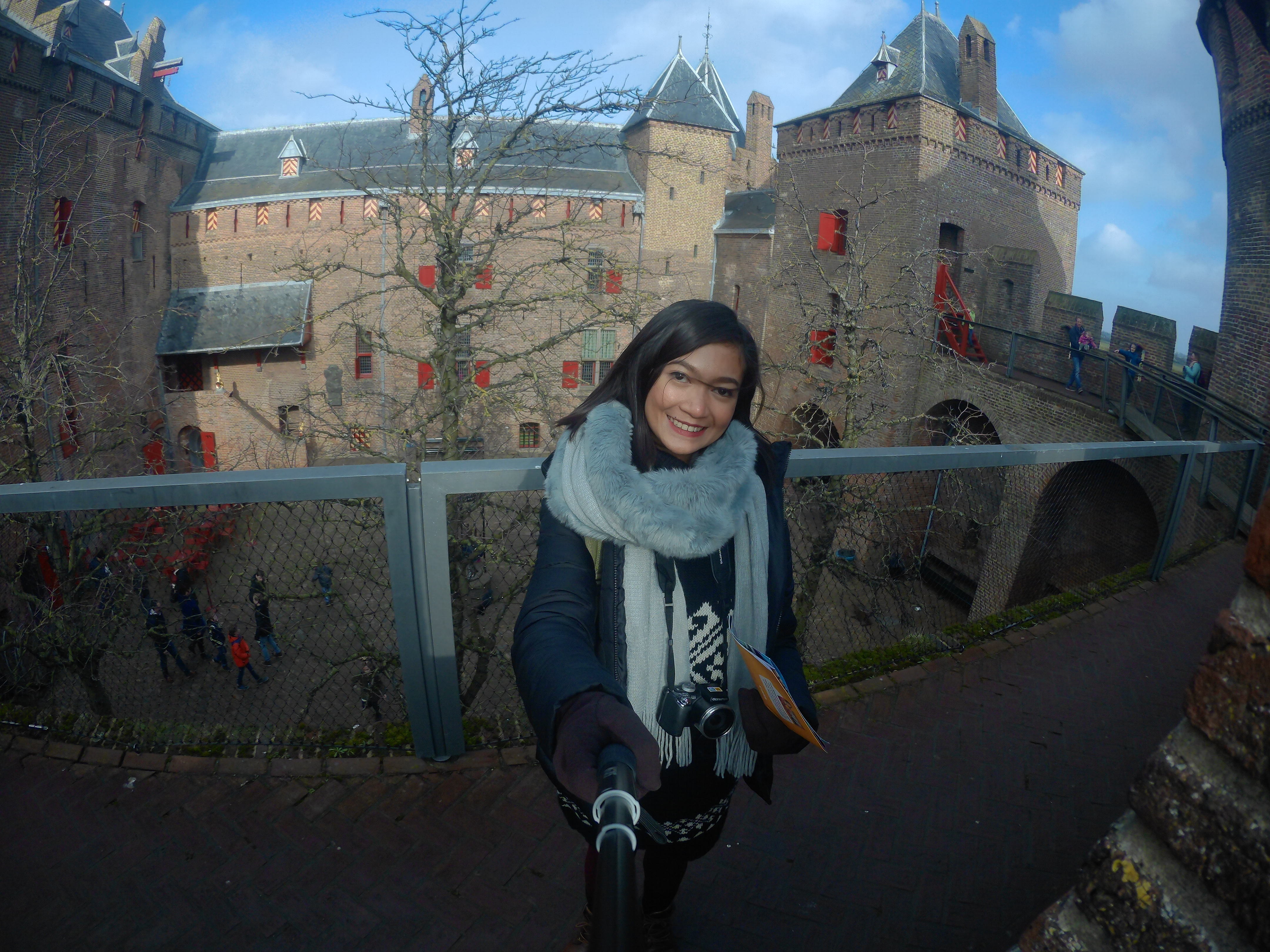 My Castle Muiderslot experience and the guided group tour