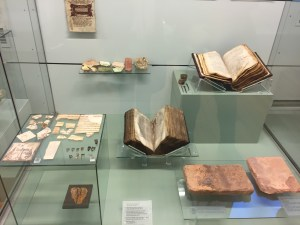 Medieval books and bibles