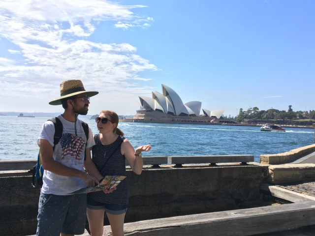 Scot and Hayley travels
