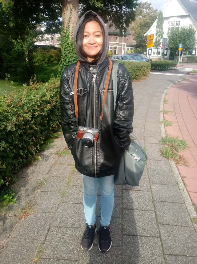 cold summer in Lisse