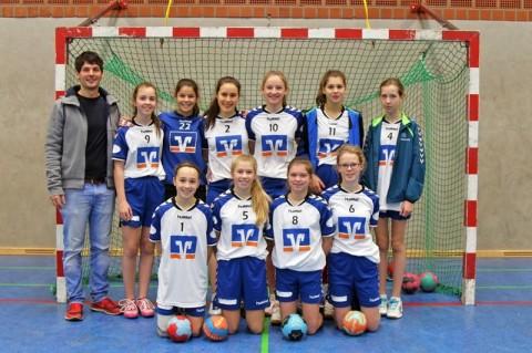 handballerinnen auf tour