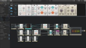 Native Instruments Reaktor 6 with the New Blocks Feature