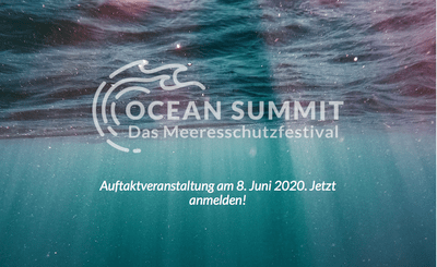 ocean summit opening event 8 june