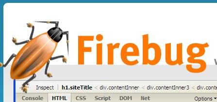 画像:Firebugのアイコン