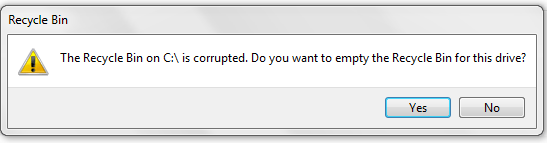 How to Fix Corrupted Recycle Bin in RDS Profile Disk - MSNoob