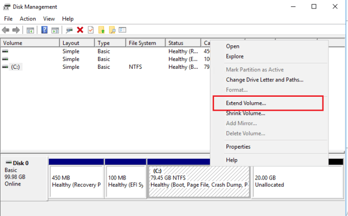 How to Resize Virtual Hard Disk on the Running Virtual Machine - MSNoob