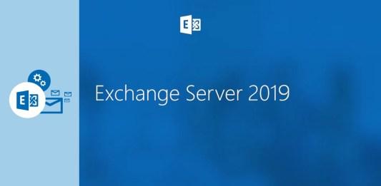 Exchange Server 2019 Image