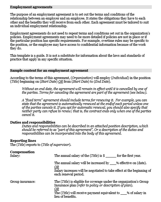 Download All These Free Employee Non Compete Agreement Templates Templates  That Can Easily Help You To Prepare Your Own Employee Non Compete Agreement  ...