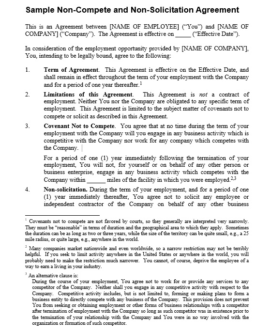 17 Free Employee Reference Release Agreement Templates