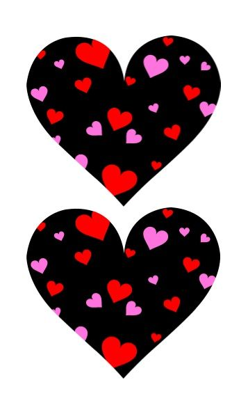 image about Printable Heart Shape named 32+ Absolutely free Printable Center Templates - MS Place of work Data files