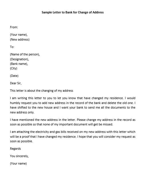 Technology Management Image: 8 Free Sample Bank Letters
