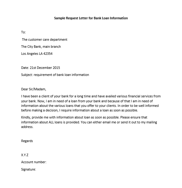 Technology Management Image: 6 Free Sample Request Letters